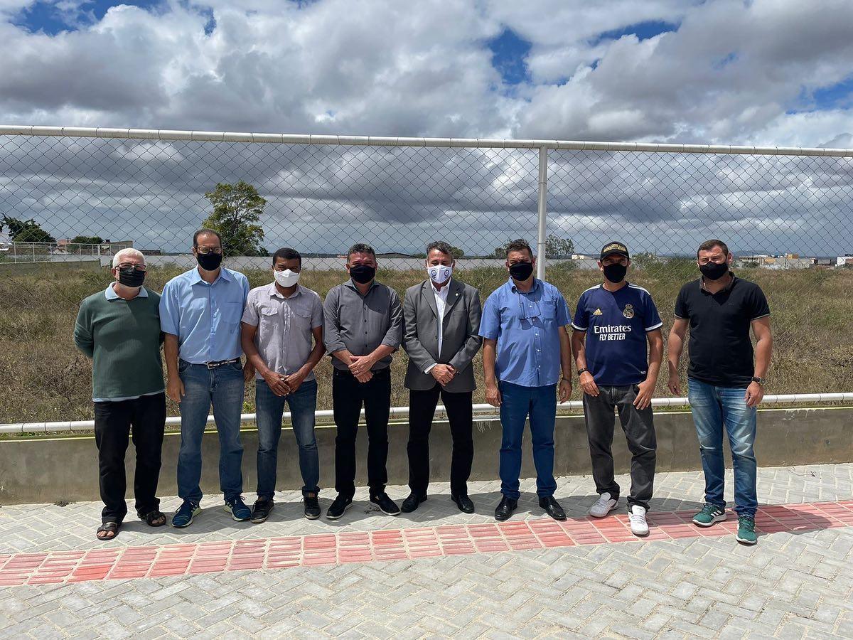 Formalização dos Clubes locais junto à Liga Desportiva São-bentense